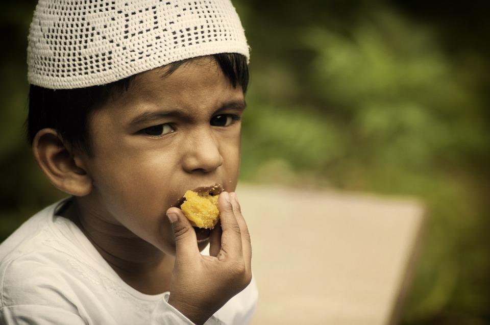 ضعف شهية الطفل