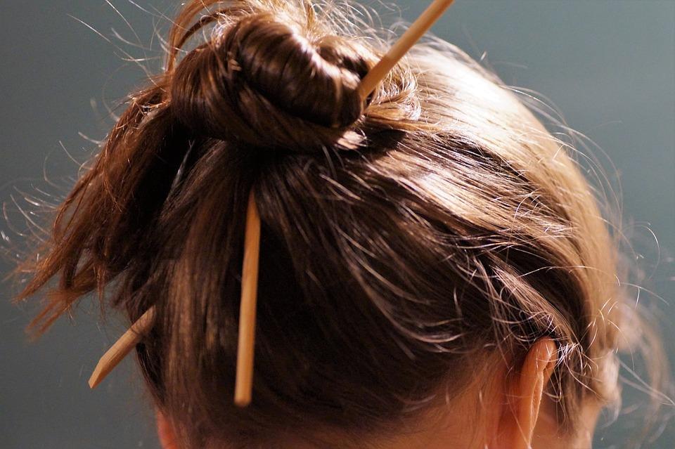 تغذية الشعر