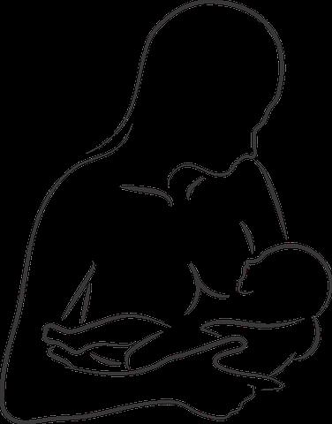 الأم المرضعة