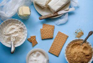 إعداد الجبنة المنزلية