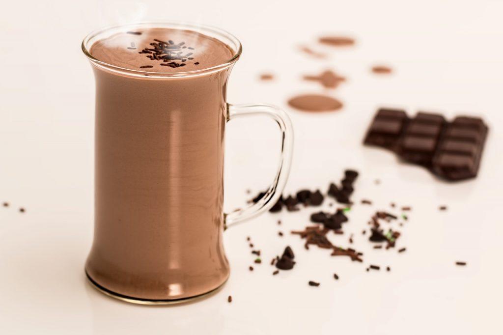 مشروب الشوكولاته