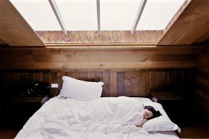النوم النظيف