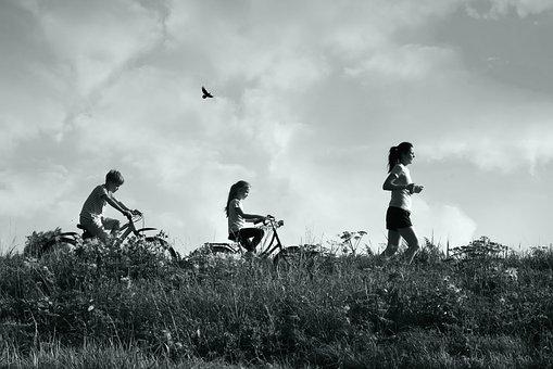 رياضة قيادة الدراجة الهوائية