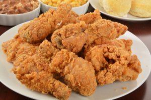 الدجاج الصحي المثرمش .